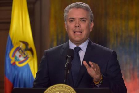 Duque da por terminada la negociación con el ELN y pide a Cuba que detenga a su cúpula