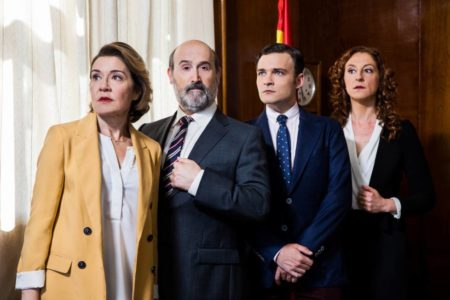 'Vota Juan', el trepa que no se fue de Logroño para conformarse con Agricultura