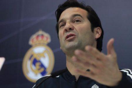 Solari vulgariza al Real Madrid