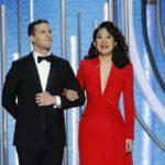 Sandra Oh y Andy Samberg, los presentadores de los Globos de Oro que no pasarán a la historia