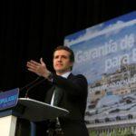 Casado defiende las candidaturas de Madrid como «esencia pata negra» del PP