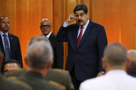 Paramilitares rusos viajaron a Venezuela para proteger a Maduro
