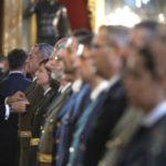 Marlaska y Robles acompañarán a los Reyes y Sánchez en la Pascua Militar este domingo