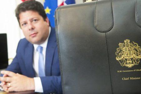 """Picardo advierte de que la soberanía conjunta de Gibraltar """"es una causa perdida"""""""