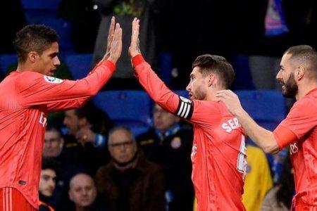 Ramos jugará ante el Alavés y Varane, en Gerona