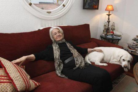 Fallece Lolo Rico, la mujer que quiso regalar su bola de cristal