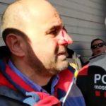 Un grupo de independentistas agreden en Gerona a un edil de C's en un acto de partido