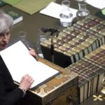 La asombrosa deslealtad de Theresa May
