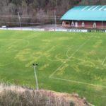 El ataque vandálico a un estadio riojano indigna al fútbol modesto