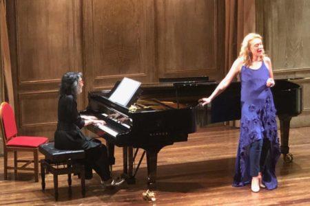 Magdalena Kožená y Mitsuko Uchida, de menos a más
