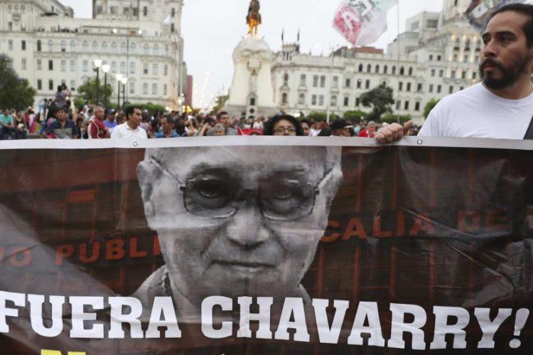 El 'caso Odebrecht' pone contra las cuerdas al fiscal general de Perú