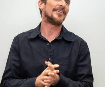 """Christian Bale: """"Si no me dedicara a esto, la gente diría que necesito ayuda"""""""