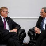 Torra pide «mediación internacional» a cuatro congresistas estadounidenses