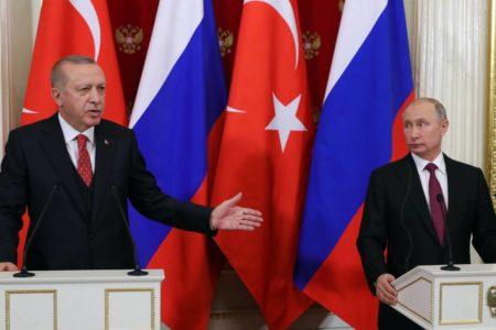 Putin evita las demandas de Erdogan y anima al diálogo entre los kurdos y Damasco