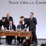 Las claves del tratado franco-alemán: política exterior común y acciones militares conjuntas