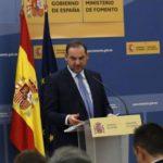 Ábalos se cuestiona si PDeCAT y ERC quieren mejoras para los catalanes o debilitar al Gobierno con los Presupuestos
