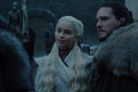Cuando Daenerys conoció a Sansa: primer vistazo al final de 'Juego de tronos'