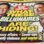 El 'National Enquirer' investigará la denuncia de extorsión de Bezos