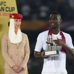 Almoez Ali, el ex de la Cultural Leonesa que ha asombrado en la Copa Asia