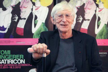 Muere el ilustrador Tomi Ungerer, célebre por sus libros para niños
