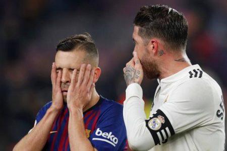 El Barça cojea por la izquierda