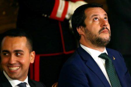 Francia e Italia, nueve meses de escalada verbal