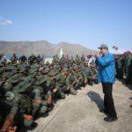 """Maduro, a Guaidó: """"Piense bien lo que está haciendo, que es un hombre joven"""""""