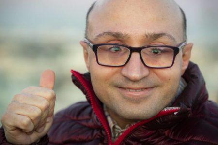 """Jesús Vidal: """"Mi 10% de visión es mi tesoro"""""""