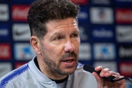 Simeone: «Con Morata volvemos a tener un finalizador»