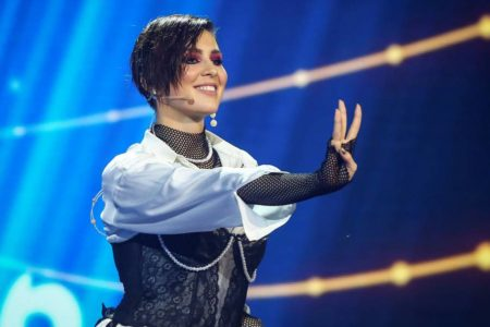 Ucrania veta a su representante en Eurovisión por su relación con Rusia