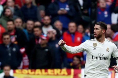 Ramos, récord goleador en una temporada: once tantos