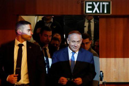 El fiscal general de Israel pone en marcha la acusación por corrupción contra Netanyahu