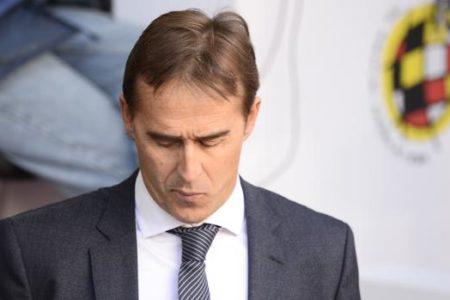 Lopetegui explica sus despidos del Madrid y de la selección