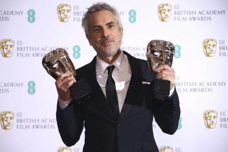 La mexicana 'Roma' logra el premio BAFTA a la mejor película