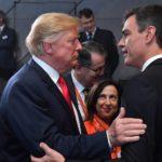 Trump exigió a España y a la UE romper todo diálogo con Maduro