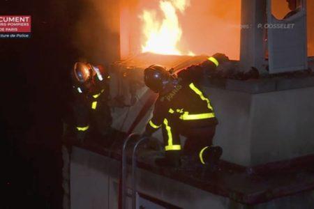 Al menos diez muertos y un herido grave en un incendio intencionado en un edificio de París