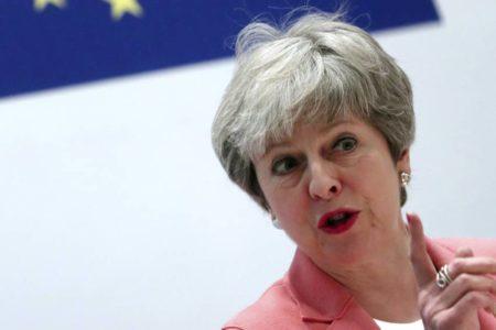 May se resiste a pedir una prórroga de la fecha prevista para el Brexit