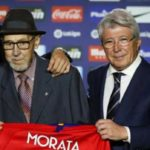 El Atlético rompe su vinculación con Manuel Briñas