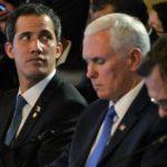 EE UU llama a sus aliados americanos a congelar los activos petroleros de Venezuela