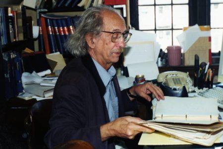 Miguel Civil, el mayor experto en sumerio