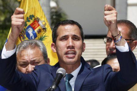 Un amplio bloque europeo reconoce a Guaidó pero sin alinearse con Trump