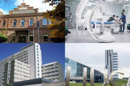 Mejores hospitales: Los 25 mejores hospitales públicos de España: los servicios más completos están en Madrid y Barcelona