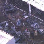 Diez muertos en un incendio en el centro de entrenamiento del Flamengo