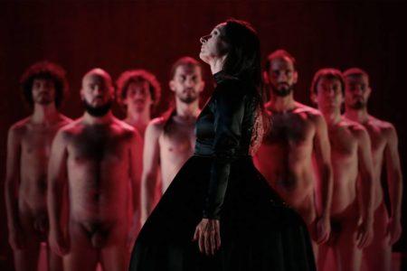 Angélica Liddell carga sobre el escenario contra el #MeToo
