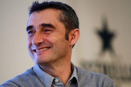 El Barcelona renueva a Valverde hasta 2020