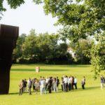 Chillida será el gran protagonista de la reapertura de su museo
