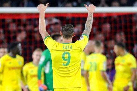 El Nantes retira el dorsal de Emiliano Sala
