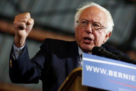 Bernie Sanders anuncia su carrera presidencial para 2020