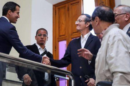 El reconocimiento de Guaidó: político pero aún no jurídico