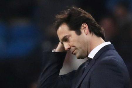 Solari: «Acusamos el desgaste, pero la Liga no está perdida, en absoluto»